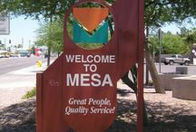 Welcome to Mesa!