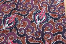 Traditional African Waxprints / www.karlottapink.com has specialized in wonderful cotton waxprints in african designs.