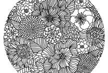 kwiatowe pejzaże