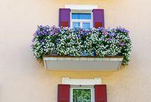 Fioriere balconi