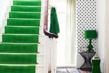 alfombra escalera ala histórica