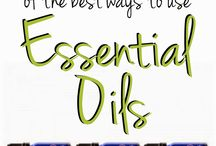 Essential oils / by Jan Sumption