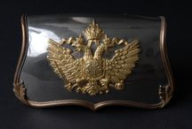 19th-century military helmets / For militaria collectors