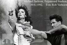 My Photo's, On Stage, Black & White
