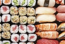 Food: Sushi Love / I love sushi A LOT!