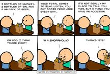 Cyanide and Happiness / by Stephanie Hickman