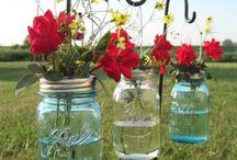 Mason Jars / Ideas and DIY