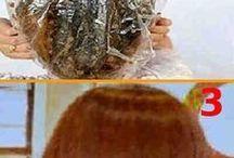 Mascarilla para el cabello