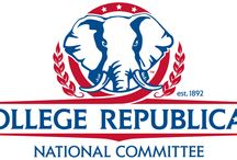 College Republicans / People think young people don't care about politics, but these college Republicans would disagree.