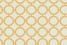 Fabrics / I can never stop decorating because there are too many beautiful fabrics from which to choose.