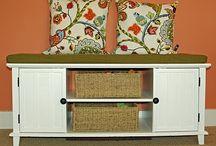 furniture- repurposed