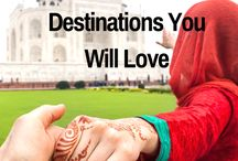 Honeymoon| Muslim Honeymoon Destinations / What are the best honeymoon destinations? Let me take your breath away and help you uncover your own romantic