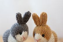 Amigurumi & Toys / Amigurumi & Toys knit or crochet in Kraemer Yarns.