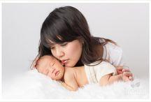 NEWBORN PHOTOGRAPHY / Two Leaf Photography newborn photos