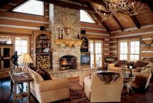 Great Rooms / Log Cabin Great Rooms