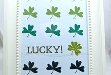 st.patrick decor  / by Marilyn Herrarte