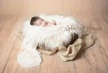 Baby Girls / Beautiful pictures of newborn baby girls. Celebrating pretty textures and dreamy soft colours.  #thebabyphotographers www.amberlightimages.co.uk