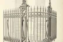 Design - Wrought Iron, Bronze, Cast Iron