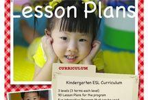 esl kindergarten