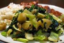 Side dishes / Veggies and others