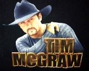 Tim McGraw / Tim McGraw t-shirts, vintage Tim McGraw t-shirts!