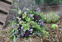 Summer Wedding Flowers & Bridal Bouquets / Eden Blooms Florist - a selection of our Summer Wedding Flowers & bridal bouquets created for our brides - available May to mid-August.
