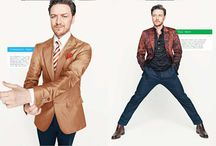 I ♡ James McAvoy / by Stacy Limas