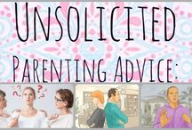 Women & Kids - Deal With Unsolicited Parenting Advice