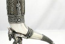 Viking Drinking Vessel
