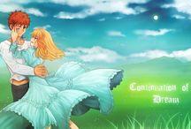 My favorite Anime/Manga/Movie/Game Couples <3