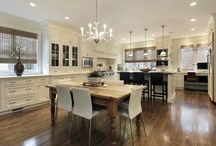 kitchen remodel / by Cathy Cavellier