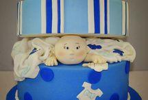 baby shower pastaları / baby shower pastaları
