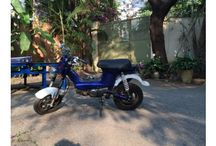 Vehicles for transportation across Vietnam / A sample of the types of transportation used in Vietnam. If you are a backpacker looking for some fun then get on to one of these :-)