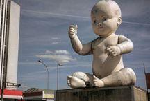 giganti - statue - sancarlone - fuoriscala