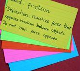 Vocabulary ideas / by Sara Wriston