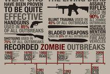 Zombie's.. Can't get enough! / by Kristin Hampton