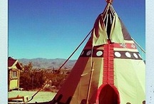 Tipi Designs / A collection of Tipi Designs from a number of Tribes