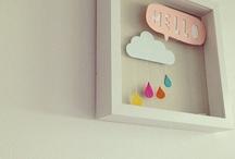 DIY deco / De la décoration à faire soi même