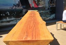 Live Edge Wood Slabs / Live Edge Wood Slabs | Milled From Urban Salvaged Logs