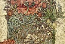 Wallpapers / William Morris & other