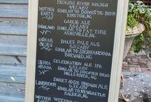 beer wedding