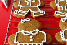 Biscotti  e Gingerbread