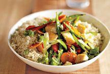 Healthy food / by Marissa Salazar