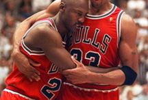"""Sport / """"I'm just here to tell you about the time that Michael Jordan had the flu, but decided to play anyway.     He played 44 minutes that night, scored 38 points, grabbed seven rebounds, dished out five assists and had three steals.    Oh yeah, and somewhere in between he nearly fainted in Scottie Pippen's arms."""" back when basketball was REAL."""