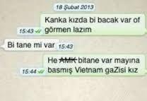 WhatsApp Komik Mesajlar