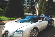 Bugatti Veyron, sports cars / Sports Car