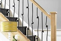 Staircase ideas / Ideas for revamping or replacing your stairs