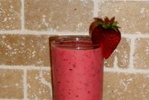 Smoothies / Get creative and have fun while still getting all the health benefits of a daily smoothie