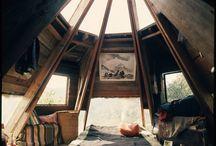 Hippie Houses