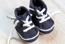 Chaussons pour bébés